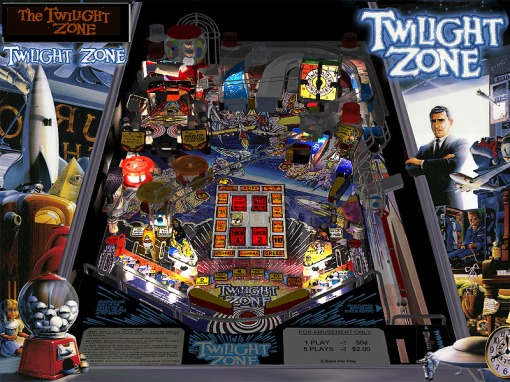 Twilight Zone (Bally/Midway 1993)